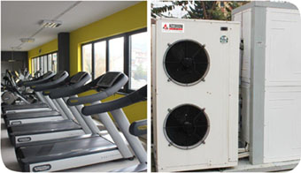 fitness club Experience in Broni (PV)