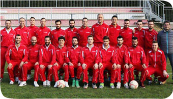 the official sponsors of the team ASD San Biagio Football (AN)