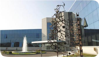 headquarters of Confindustria Ancona
