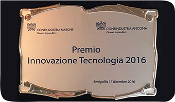 INNOVATION AWARD CONFINDUSTRIA ANCONA