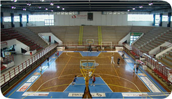 Sports Hall PALASAVELLI (FM)