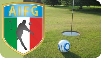 OFFICIAL PARTNERS ITALIAN ASSOCIATION FOOTGOLF