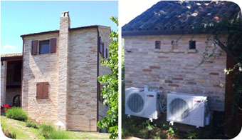 The Bed and Breakfast La Scentella in Petritoli (FM)